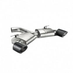 Układ wydechowy AKRAPOVIC Volkswagen Golf (VII) GTI Slip-On Race Line (Tytan)