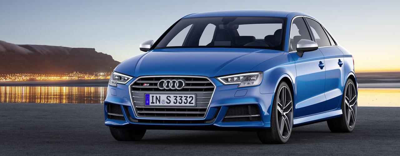 Audi S3 8V - części tuning